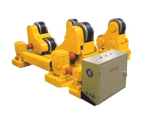 HZT系列自调式滚轮架