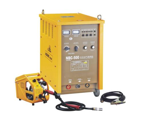 NBC系列抽头式气体保护焊机(一体式)