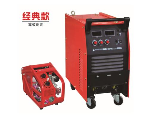 逆变式气体保护焊机  MB-350G/NB-500G