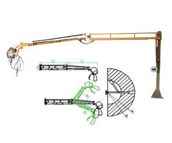 悬臂送丝操作机-两节臂