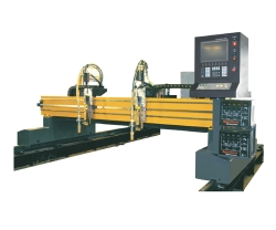 GS系列高精度门式数控等离子切割机